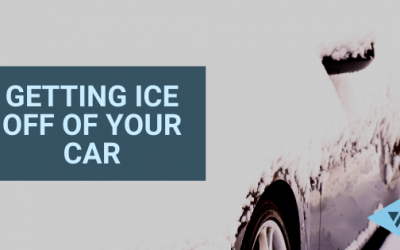 Getting Ice Off of Your Car